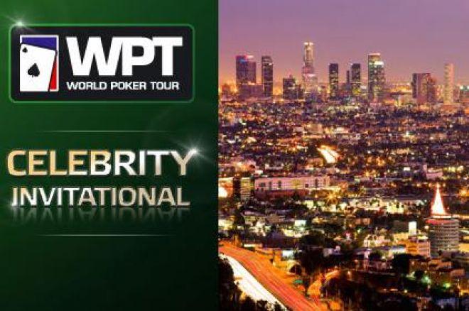Sestaven finálový stůl WPT Celebrity Invitational 0001