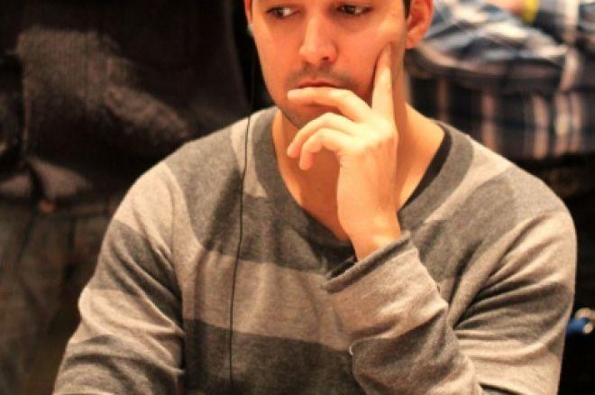 Ramzi Jelassi bäste svensk efter dag 1b PokerStars EPT Köpenhamn