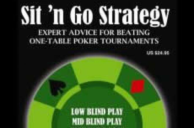 Biblioteczka pokerzysty - Sit 'n Go Strategy Colina Moshmana 0001