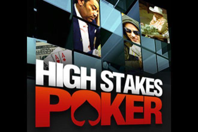 Historyczne rozdania w High Stakes Poker 0001