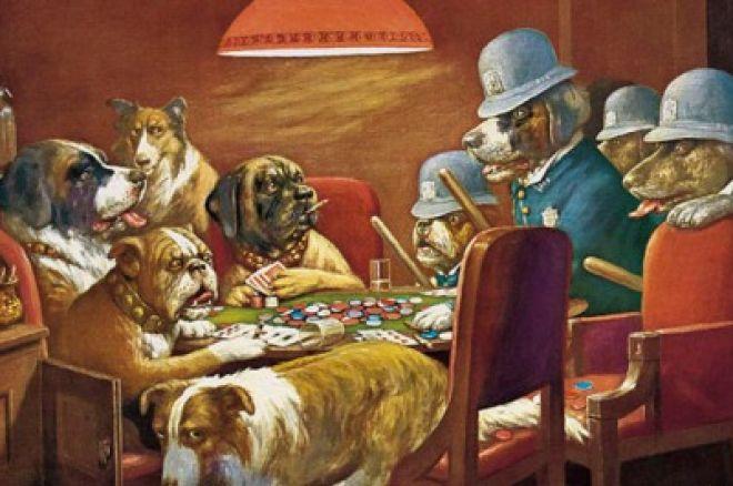 Нов закон в Белгия погва играчи в нелегални покер... 0001