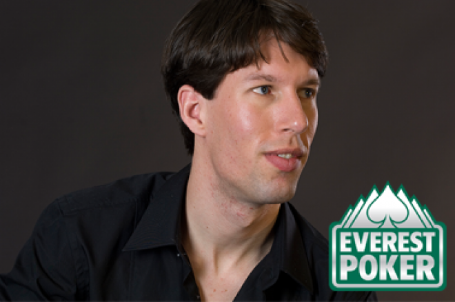 Koen de Bakker ook in 2011 bij Team Everest Poker