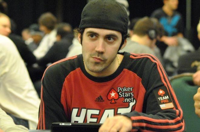 Jason Mercier est 5e après le Jour 1 du WPT LA Poker Classic.