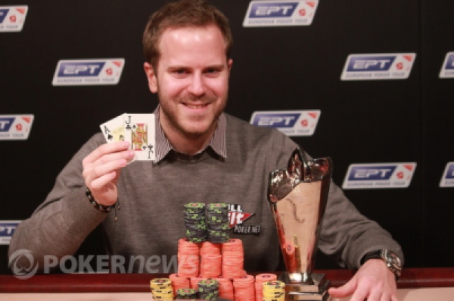 Michael Tureniec спечели EPT Копенхаген