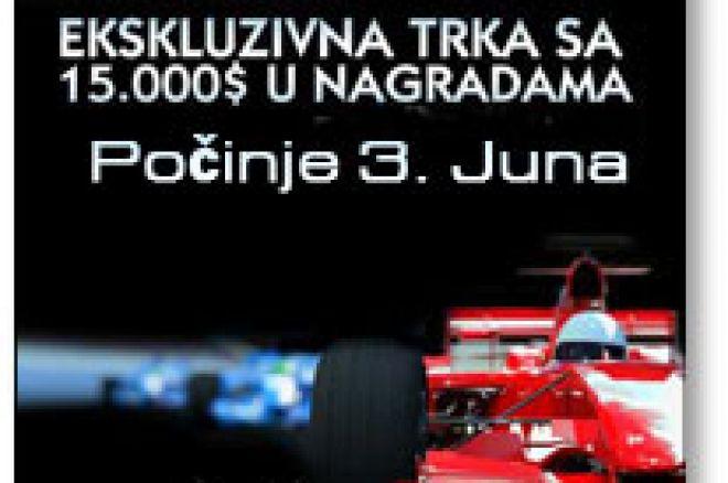 Race PokerNIKA.com@NoIQ Poker za Jun 0001