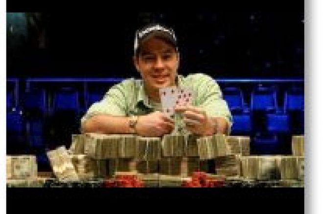 Grant Hinkle pobedio na #2 Event-u WSOP-a 2008 0001