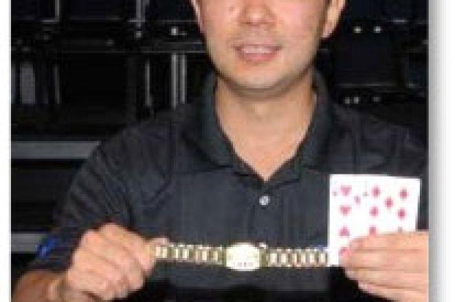 David Woo pobedio na #39 Event-u WSOP-a 2008 0001