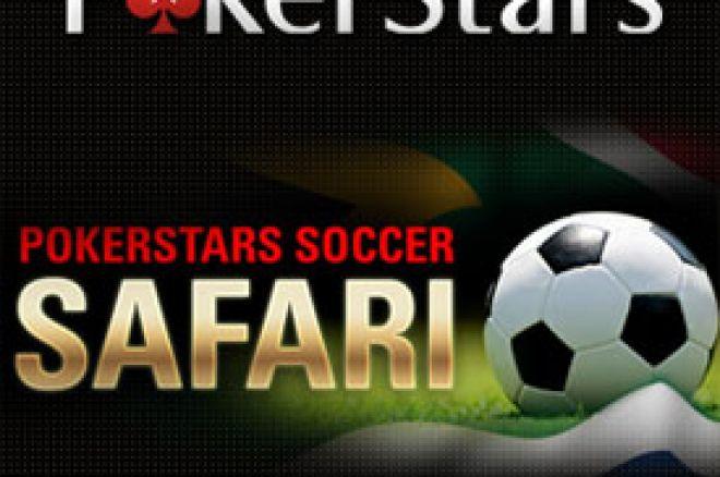 Na Svetsko Prvenstvo 2010 sa PokerStars Soccer Safari promocijom! 0001