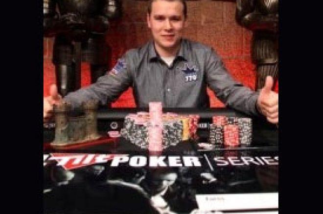 Javier Pizu Piazuela osvojio Full Tilt Poker Series Peralada 2010 0001