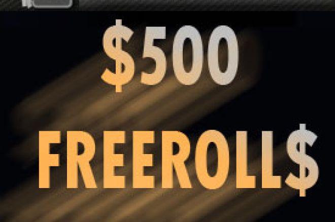 Svake SREDE $500 Freeroll @ Carbon Poker 0001
