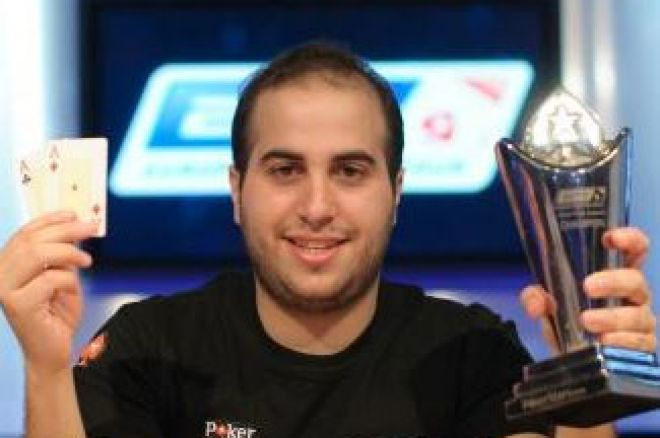 Nicolas Chouity osvojio Grand Final PokerStars European Poker Tour Season 6 0001