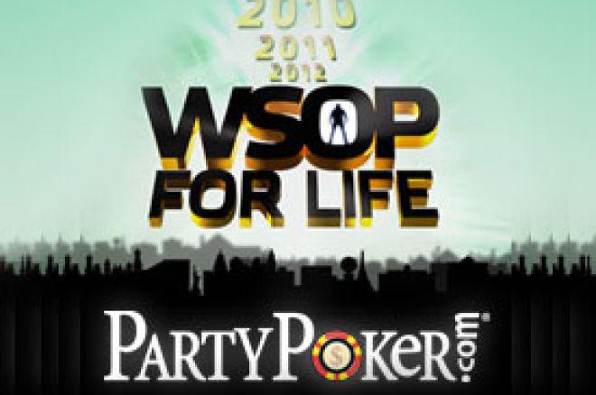 WSOP for Life - PartyPoker nudi pakete za WSOP za sledećih 20 godina! 0001