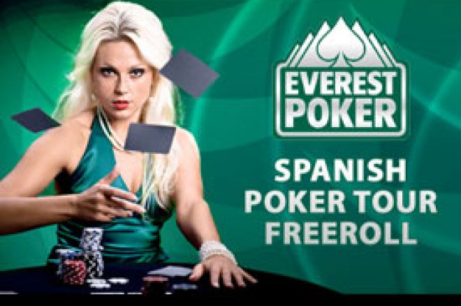 $2.100 Everest Spanish Poker Tour Freerolls 0001
