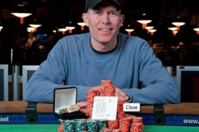 WSOP 2010: Jeffrey Tebben osvojio Event #24 1K NLHE 0001