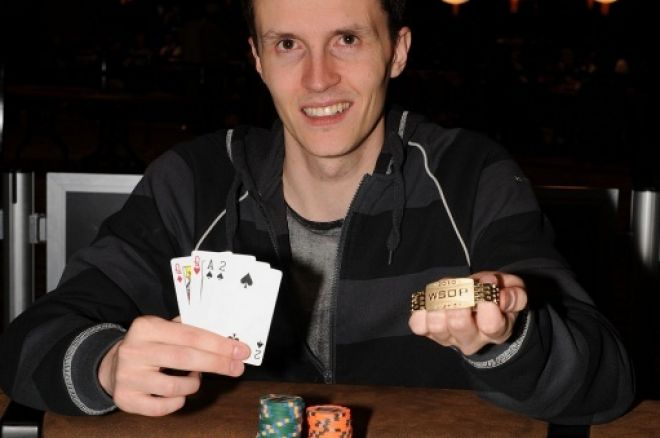 Miguel Proulx osvaja Event #28 Pot Limit Omaha 0001