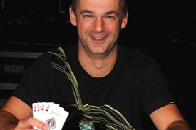 Steven Jelinek osvaja narukvicu na Eventu #41 - $1,500 Pot-Limit Omaha Hi-low Split-8 or... 0001
