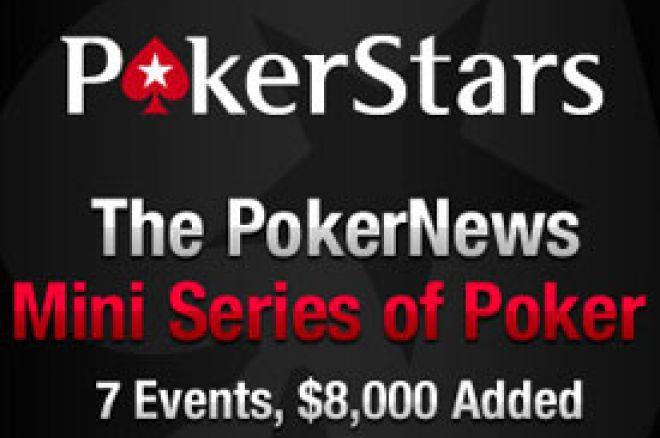 PokerNika / PokerNews Mini Serija Pokera 0001