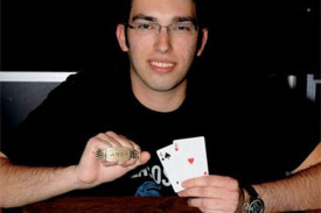 Shaun Busse je pobednik Eventa #47 - $1.000 NLHE 0001