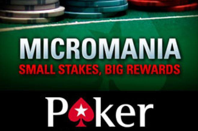 Micro Mania na PokerStarsu! 0001