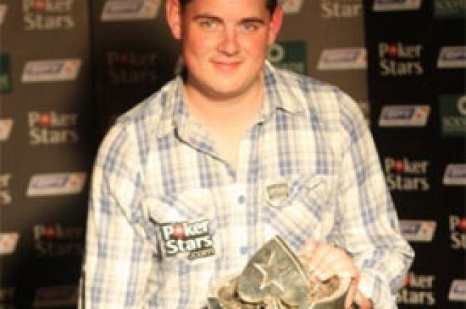 Toby Lewis osvojio PokerStars EPT Vilamoura 0001