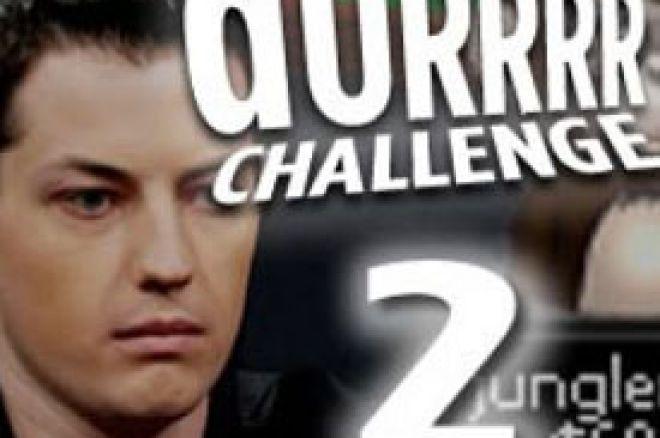 Durrrr Challenge 2 će biti završen do kraja Oktobra 0001