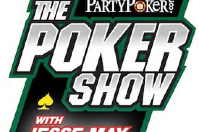 PartyPoker Nedeljnik: Poker Show se vraća na scenu, mimika Roland De Wolfa i $7.500 Cash... 0001