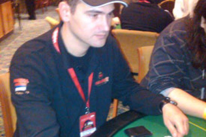 Budapest Open: Djordje Jovanović medju čip liderima nakon Dan1 0001