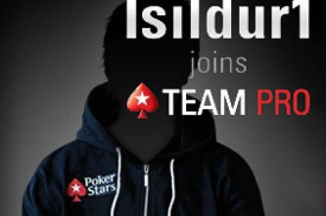 Isildur1 se pridružuje Pro Timu PokerStarsa? 0001