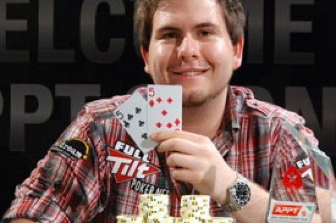 Jonathan Karamalikis osvojio APPT Sidnej 0001