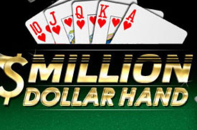 PartyPoker Nedeljnik: Povratak Million Dollar Hand Promocije 0001
