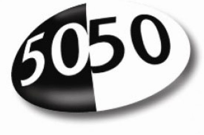 PokerStars lansirao Fifty50 Sit & Go turnire 0001