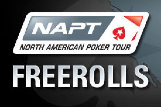 Učestvuj na North American Poker Tour (NAPT) potpuno besplatno 0001