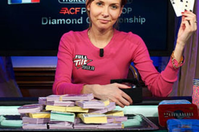 Ruskinja Nikitina odnela World Poker Tour titulu u Parizu 0001