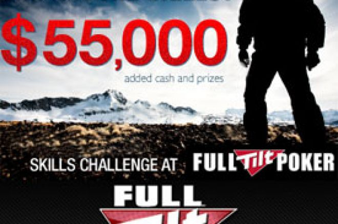 $55.000 Skills Challenge na Full Tilt Pokeru - uključujući $20.000 Freeroll Turnir 0001
