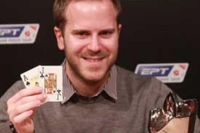 Michael Tureniec osvojio EPT Copenhagen 0001