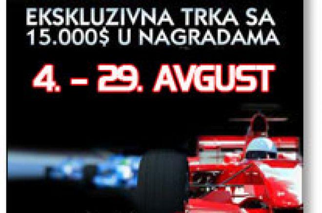 Race PokerNIKA.com na NoiQ Poker-u - klasifikacije 27. Avgust 0001