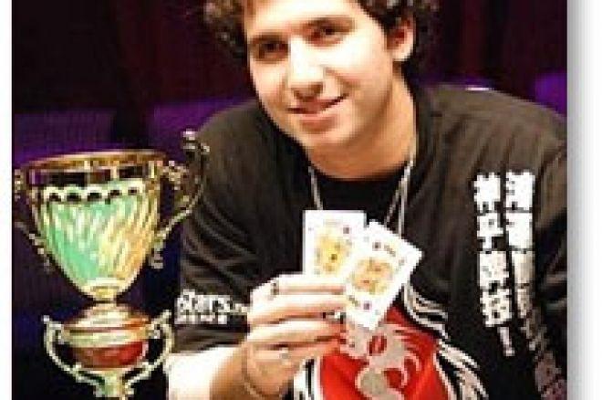 PokerStars APPT Macao: Edward Sabat odnosi titulu 0001