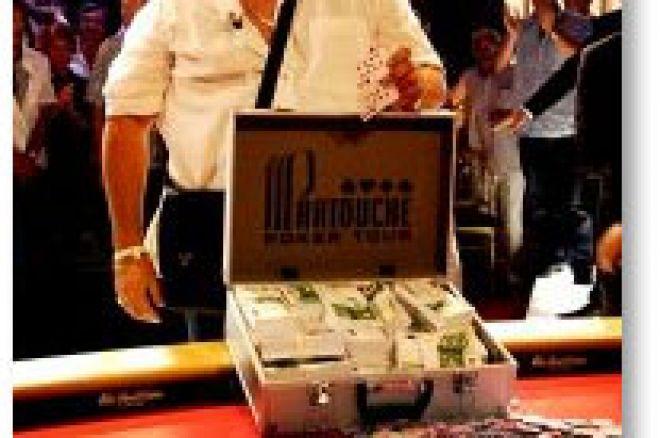 Alan Roy je pobedio na finalnom event-u Partouche Poker Tour-a 0001