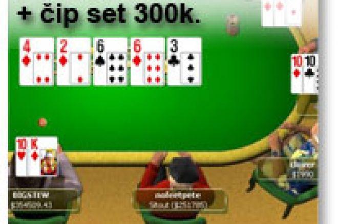 Učestvuj na FREEROLL Turnirima $50 PokerNika.com i osvoji novčane nagrade + set čipova... 0001