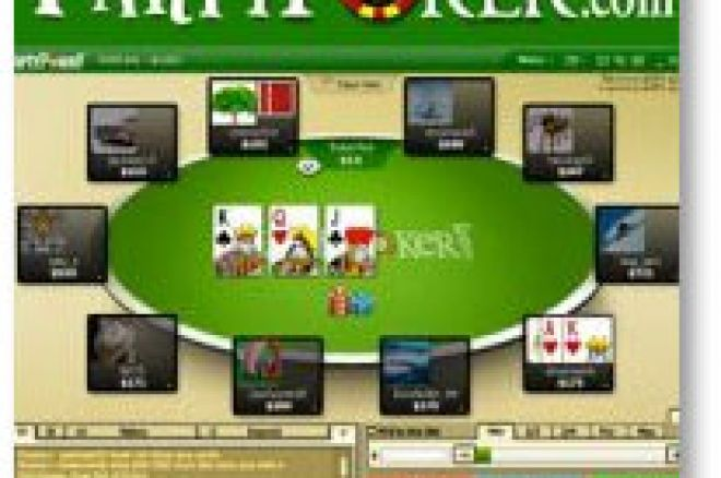 Party Poker lansira inovacije u svoj software!!! 0001