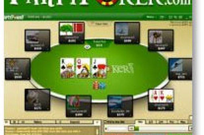 PartyPoker prezentuje novi imidž i najavljuje promociju od $4.000.000 0001