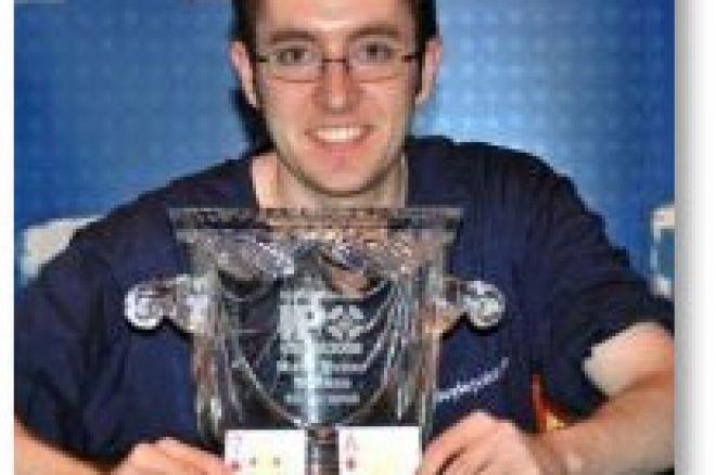 Ruairi Coy osvojio Internacionalni Poker Open u Dublin-u 0001