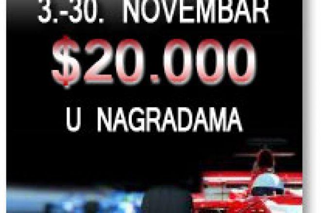 Race PokerNIka.com Novembra za $20.000 i vraća se Hands Race etapa trke!!! 0001