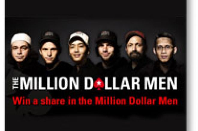 "PokerStars ""Million Dollar Men"" promocija 0001"