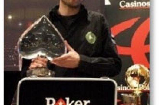 Barbosa proslavio roč'endan ujedno i pobedu na PokerStars.net EPT Warsaw 0001