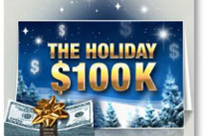 Fulltilt Poker organizuje Holiday $100k Turnire 0001
