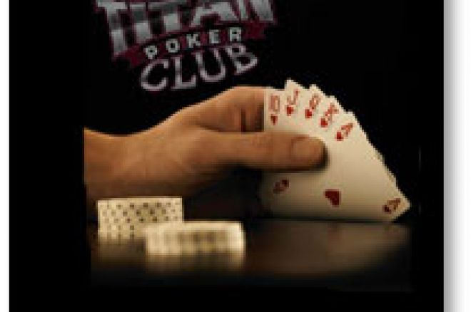 Titan Poker pokreće Club Titan promociju 0001