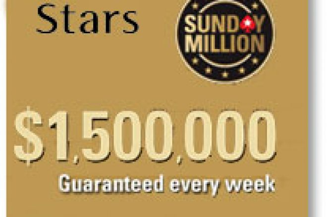 livelikunger osvaja Sunday Million 0001