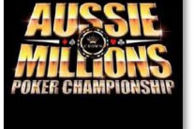 Početak Main Event-a Aussie Millions 0001