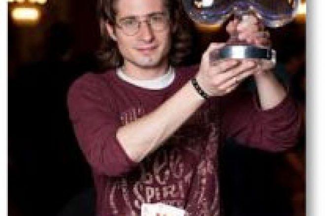 Moritz Kranich je pobednik ETP Deauville 0001